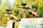 Paintballing Day & Balls for up to 6 - Massive 93% Discount at Point Blank Paintball Games - Newcastle Daily-Deal-298555